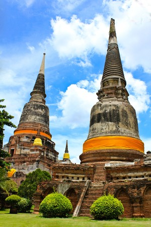 wat of thai photo