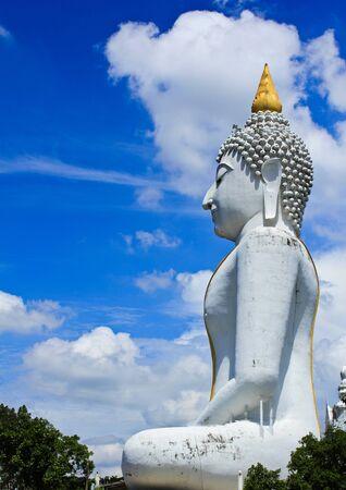 The Big Buddha on Supanburi, Thailand