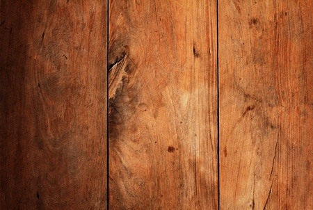 Wood background, worn wood slats. Stock Photo - 10199985