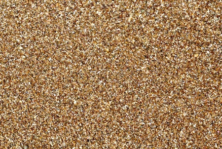 Coarse sand seamless pattern. photo