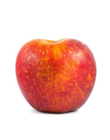 Red apple isolated on white background Stock Photo - 16194868