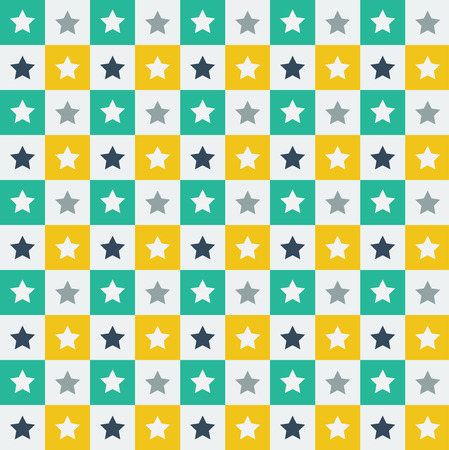 Seamless vector geometric ,Pattern background Vector