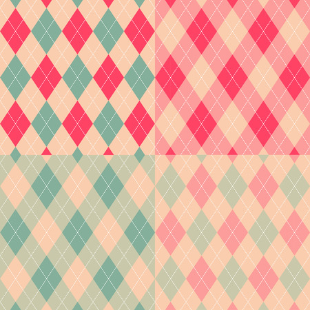 diamond BACKGROUND: Seamless argyle pattern Diamond shapes background