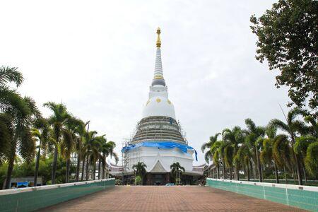 thani: Thai temple, Wat Pabankoh at Udonthani, Thailand.