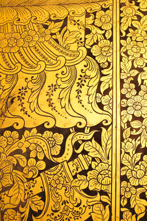 traditional pattern: Thai traditional pattern