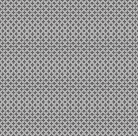 gray thread: Seamless knitted pattern background Illustration