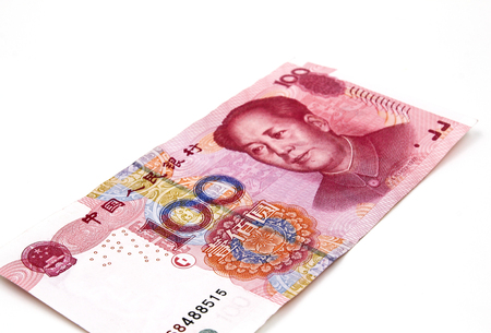 Chinese yuan money 100 banknote
