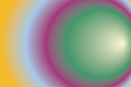 Gradient colorful abstract background Stock Photo