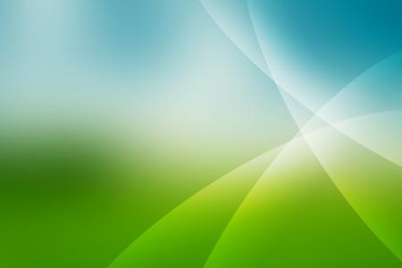 Fondo azul y verde abstracto Foto de archivo - 71829087