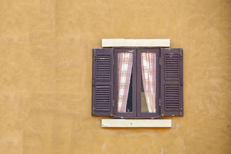 Vintage window background photo