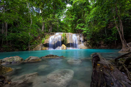 Waterfalls in national park, Thailand