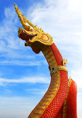 Golden King Of Nagas photo