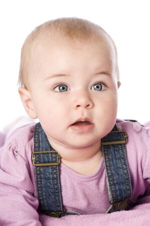 Sweet baby Stock Photo - 13273419