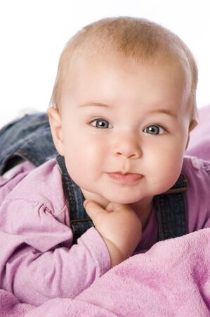 Sweet baby Stock Photo - 13273453