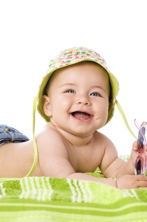 Sweet baby Stock Photo - 13273361