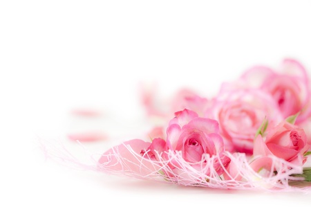 scented: Romance background Stock Photo