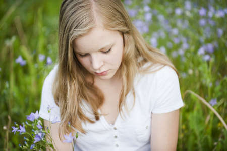 Young girl Stock Photo - 13956000