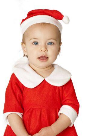Sweet christmas baby Stock Photo - 16005474