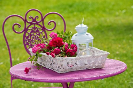 idyllic: Idyllic garden