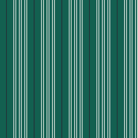 Seamless vector vertical modern stripe pattern in white and black with a green background and repeat design element