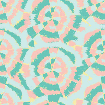 Seamless vector repeat abstract swirl sunburst texture pattern design. Great for fabric, textiles, cards, wrapping paper, card designs.