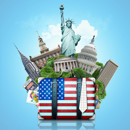 Holiday in USA Stock Photo - 27429083
