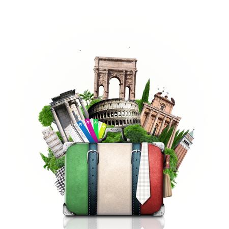 Holiday in Italy photo