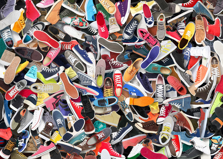 chaussure: Chaussures  Banque d'images