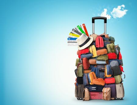mochila viaje: Bolsas