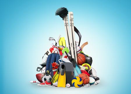 equipos: Equipamiento deportivo