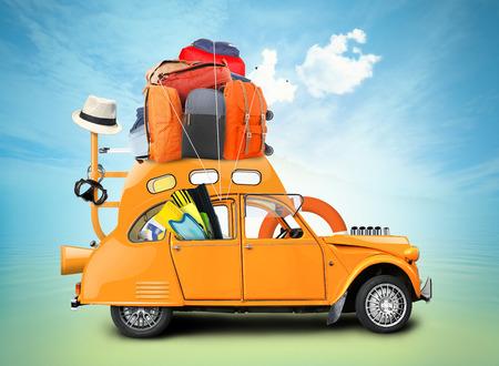 Toerisme en reis Stockfoto