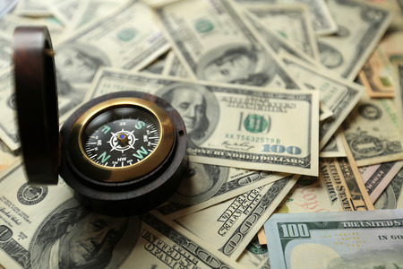Dollar Archivio Fotografico