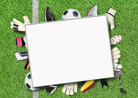 Voetbal Commissarissen voor tactiek en sportartikelen
