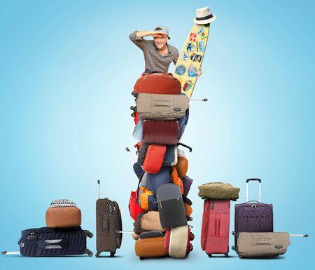 travel Reklamní fotografie