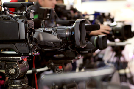 video camera: Video camera for professionals, the new video technology