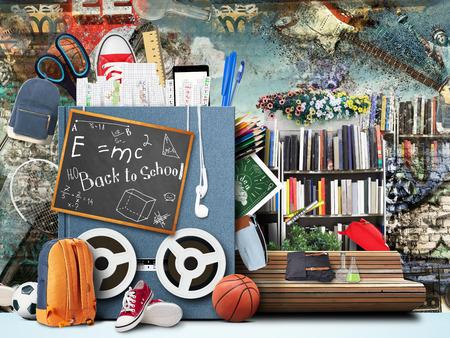education: edukacja Zdjęcie Seryjne