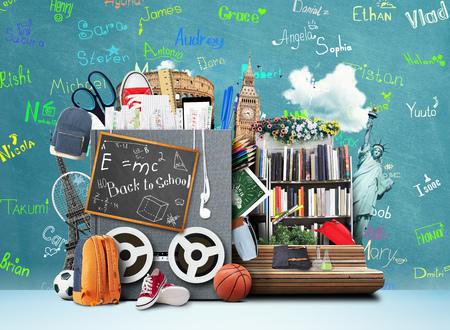 Bildung Standard-Bild - 45153412