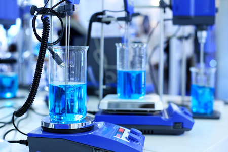 Medische farmacologie laboratorium voor chemische analyse reactor