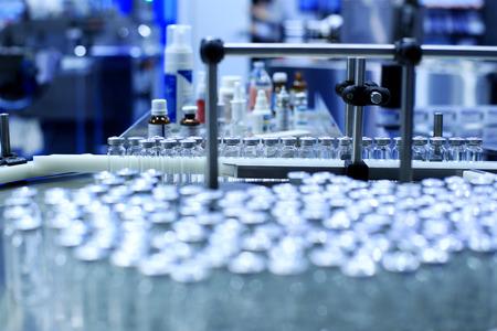 Pharmacology and healt Stockfoto