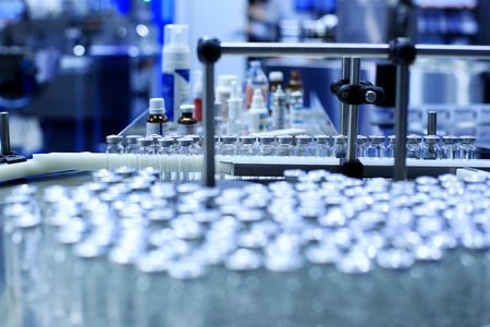 Pharmacology and healt Standard-Bild