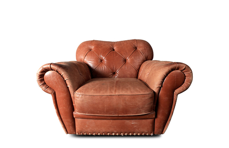 Old Armchair Stock Photo   56104025