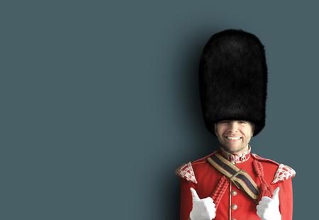 Royal guards of britain