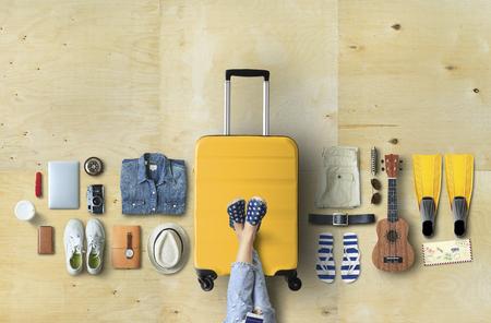 Travel concept Imagens