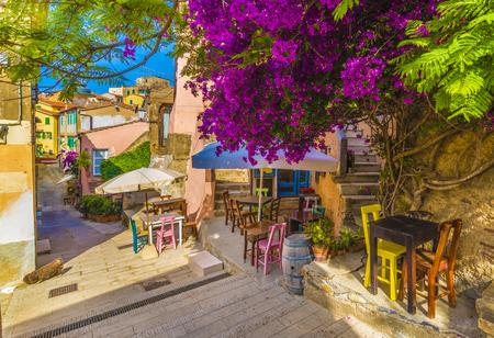 picturesque: Capoliveri village, Elba island, Tuscany.