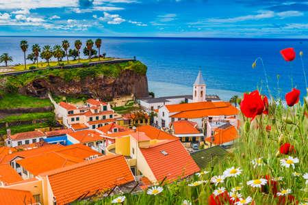 Câmara de Lobos town, Madeira island, Portugal