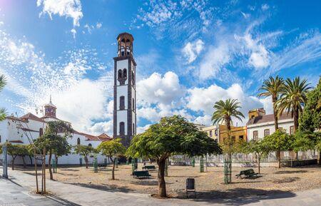 Cathedral of Santa Cruz de Tenerife, Spain