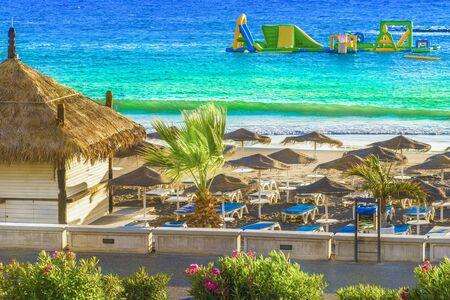 Amazing beach in Tenerife, Canary Islands, Spain
