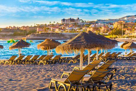 Beach in Tenerife, Canary Islands, Spain
