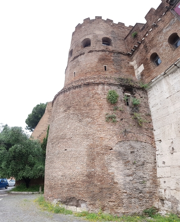 Historic site is fortification, history and ancient history. That marvel has medieval architecture, wall and castle and that beauty contains ruins, archaeological site and building. Stock Photo