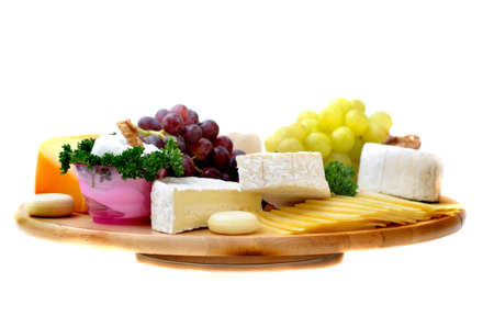 appenzeller: Cheese tray